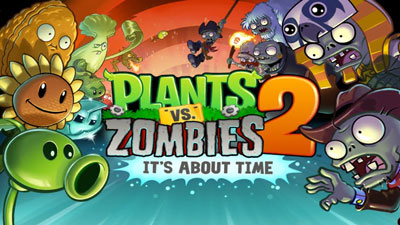 Plants vs Zombies 2 Chinese Version