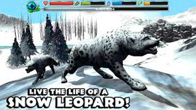 Snow-Leopard-Simulator