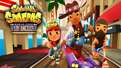 Subway-Surfers-Los-Angeles
